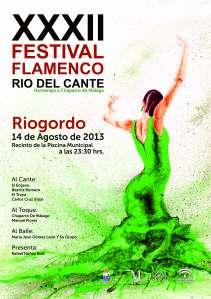 cartel flamenco 2013