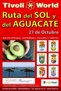 RUTA DEL SOL Y DEL AGUACATE 2013